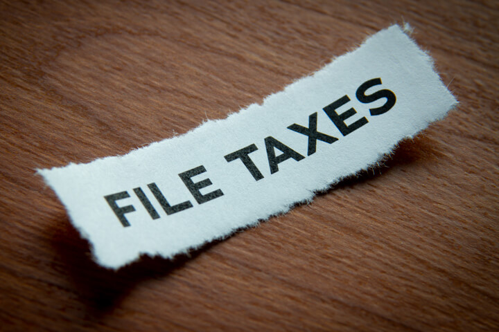 Late income tax returns, errors and mistakes – what will they cost you?